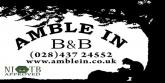 Bed and Breakfast: Amble In B&B