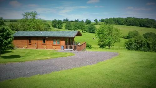 Cottage: Hillview Holiday Lodges, Lodge 2